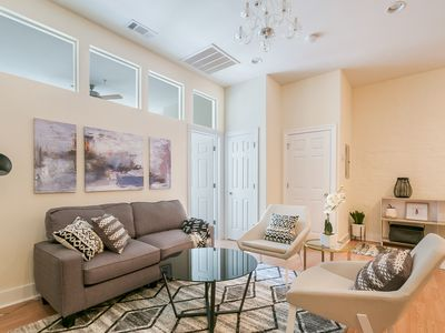 Photo for Posh 1BR in Arts/Warehouse District by Sonder