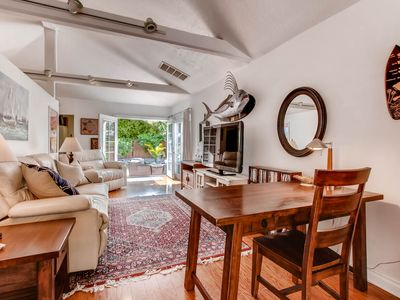 Photo for Charming accessible, luxurious, cottage in Kensington, San Diego