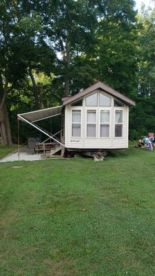 Photo for Park Model Rental in Campground.