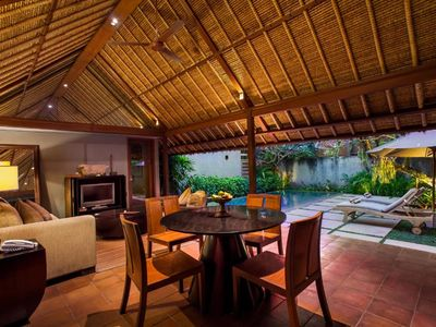 Photo for EXCLUSIVE VILLA SEMINYAK M 4BR