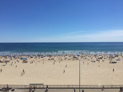 Brand New Oceanfront Condo with Beautiful Beach View from Large Deck