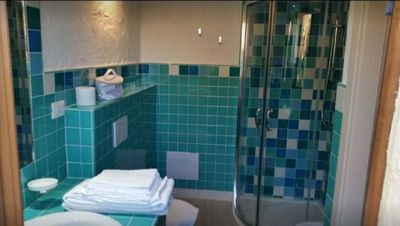 Photo for Residence with swimming pool on the sea CALA CATERINA ~ Suite Sea View