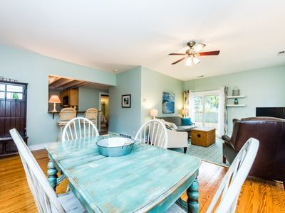 Photo for Cozy Union Pier Home With Private Hot Tub Close to Beach and Restaurants!
