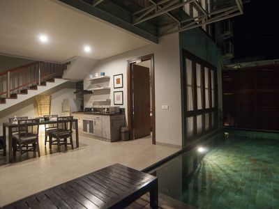 Photo for Jimbaran 3 Bedroom Villa with Pool