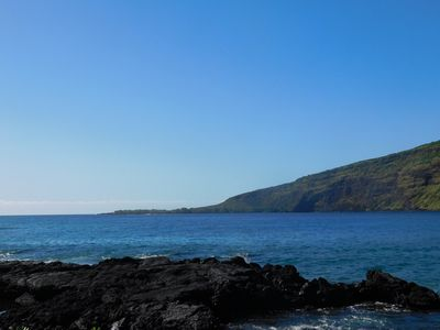 Photo for Luxury Vacation Rental - Beach front Kealakekua Bay
