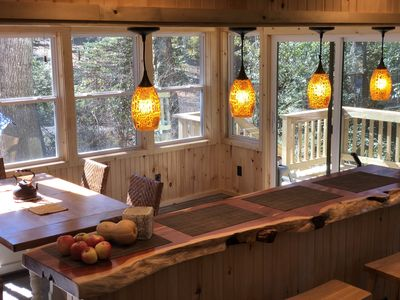 Photo for Beautiful Linville Cozy Cabin: Outdoor Paradise