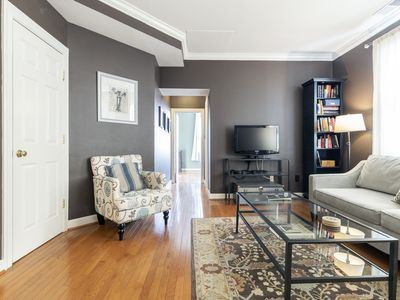 Photo for Renovated Condo in the Heart of DuPont Circle- 2 blks to Metro