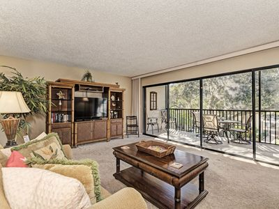 Photo for Best on the Bayside Unit 620 Free Cable and  Wi-Fi, Central A/C,and Beach Access.