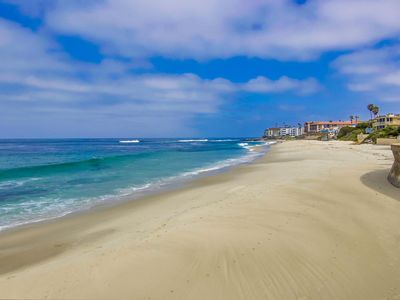 Photo for Rare Find! Large La Jolla Beachfront Home w/Pool! Views!