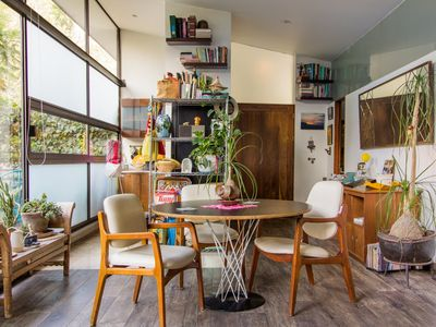 Photo for Bright Vintage Oasis in  the heart of Mexico City