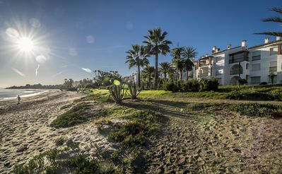 Photo for HB Comfortable Beachfront Holiday Apartment - Apartment for 4 people in Estepona
