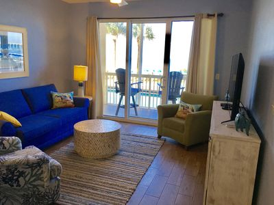 Photo for Calypso Resort Walk to Pier Park (Low Floor) Gulf Front Master