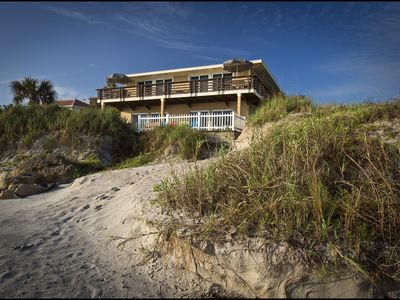 Photo for Pet Friendly on the Ocean DIRECT BEACHFRONT!