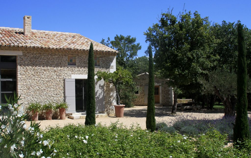 Luxury mas provencal nestled in the luberon minutes from gordes joucas luberon provence At home architecture gordes 84