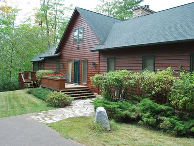 Photo for 5BR Cabin Vacation Rental in Stone Lake, Wisconsin