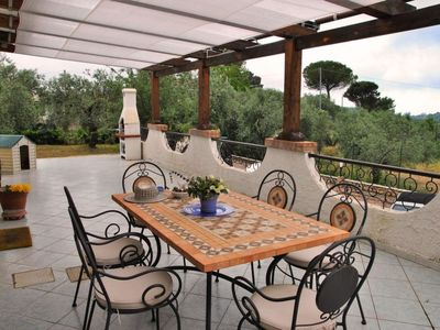 Photo for Vacation home Villa Sole in Sperlonga - 4 persons, 2 bedrooms