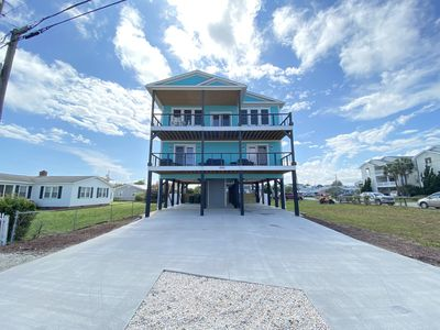 Photo for New Construction!--Private Pool, Ocean View, 2nd Row, Single Family Home,