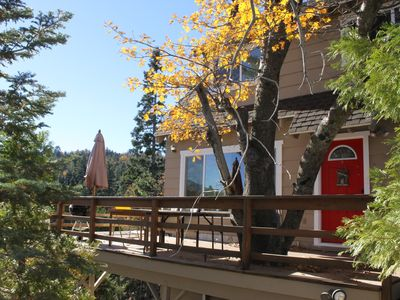 Photo for Beautiful Cabin in Lake Arrowhead with Lake View!