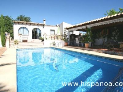 Photo for Beautiful holiday villa in the countryside on the Costa Blanca