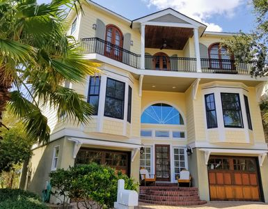 Photo for Beautiful Home, Ocean Peaks and Lagoon Views, Platinum Rating, Gated Community