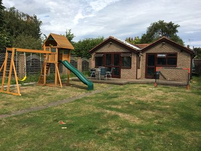 Photo for Family-friendly Apartment near London Heathrow Airport with off-street parking
