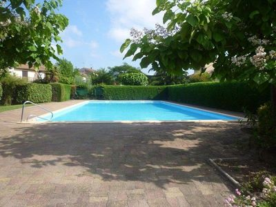 Photo for HOUSE FOR 4 PEOPLE THE TEST OF BUCH WITH SWIMMING POOL