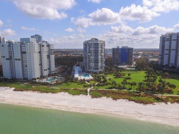 Beach Front 3 Bedroom Condo in Park Shore of Naples Booking for 2018 and beyond!