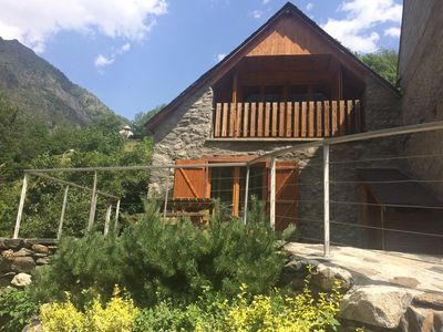 Photo for RENOVATED CHALET 120M2 LOCATED BETWEEN SAINT LARY SOULAN AND PIAU ENGALY