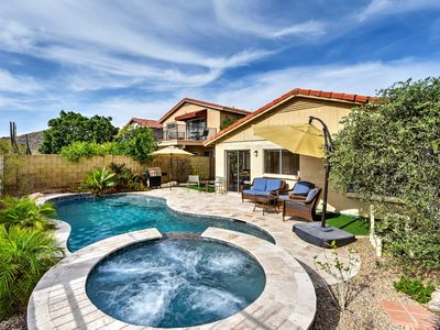 Photo for Phoenix Home w/ Private Pool, Spa & Putting Green!