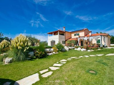 Photo for Nice villa with private pool near Poreč
