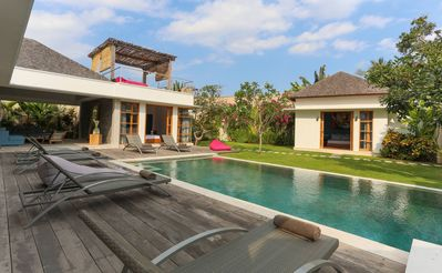 Hidden Private Luxury For Family