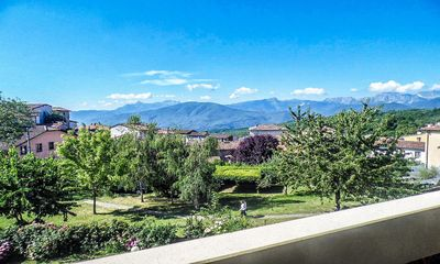 Photo for NEW !Villa with private pool, amazing  mountain views, WIFI walk to restaurants!