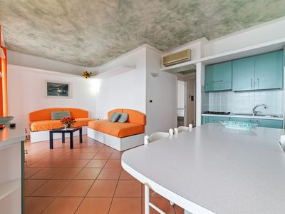 Photo for Restful Apartment in Villammare with Private Terrace