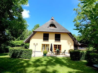 Photo for Holiday house thatched house Preetz up to 6 people, vacation in a nature reserve with dog