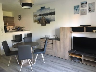 Photo for Beautiful contemporary apartment from the Soulac Center