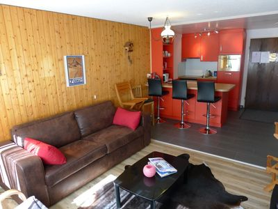 Photo for Apartment in the center of Grächen with Internet, Lift, Balcony (49611)