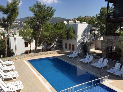 Photo for Rose Residence Bodrum. Holiday homes suitable for families, Central location, apartments