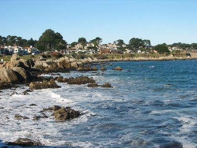 The Beautiful Monterey Peninsula!