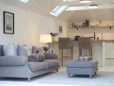 Photo for The Net loft@ Devonia Cottage Croyde, sleeps 2 Private Hot Tub