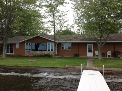 Photo for Sunset Views ~ Family Friendly ~ 130' Sandy Frontage ~ Close to Amenities