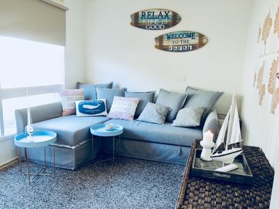 Photo for Island Breeze on Field -  Perfect getaway! Paradise for Furry friends.