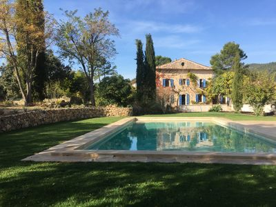 Photo for Domaine Saint Joseph, Cotignac, a magical wilderness in the heart of Provence