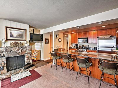 Photo for Cozy Tahoe City Townhome w/Fireplace-Walk to Lake!