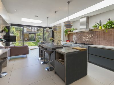Photo for Immaculate home full of flair in charming Fulham with lovely garden (Veeve)