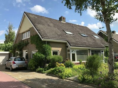 Photo for Nice family home just outside Harlingen, nearby beach and Frisian Islands