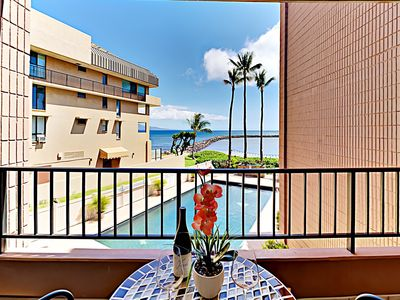 Photo for Magnificent OCEAN Views * Fully Remodeled condo