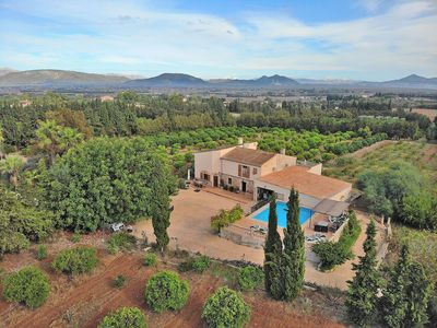 Photo for Son Morey - Villa with swimming pool with views 037-10 Pax