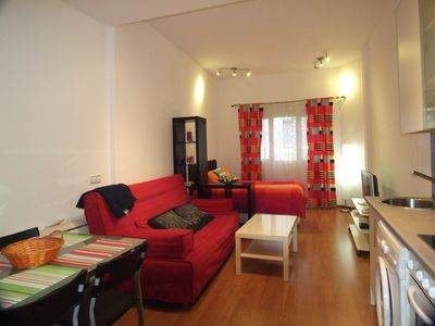 Photo for Quiet apartment in Central Madrid