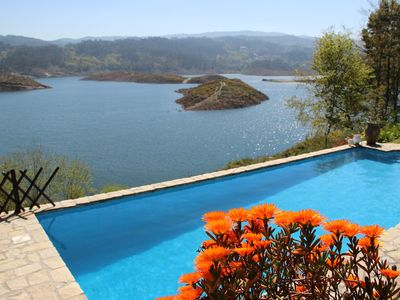 Photo for Self catering Quinta do Mosteiro - Ecofarm for 7 people