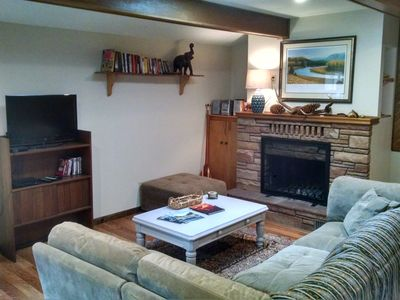 Photo for Cozy, newly renovated home at the foot of Mt. Jumbo, lower Rattlesnake Valley